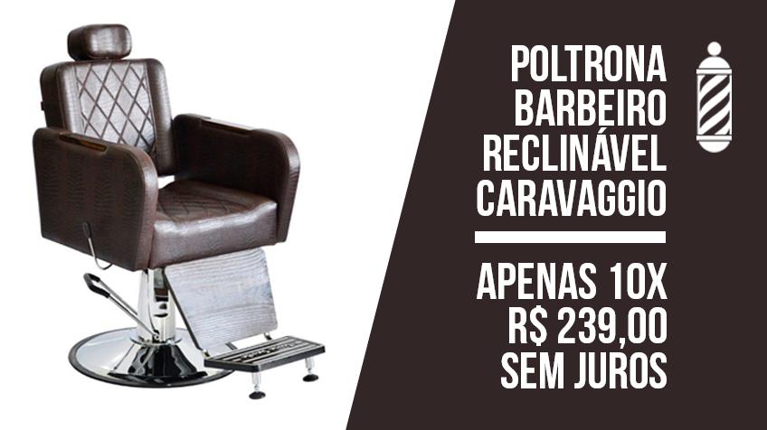 Poltrona Caravaggio - R$ 2390