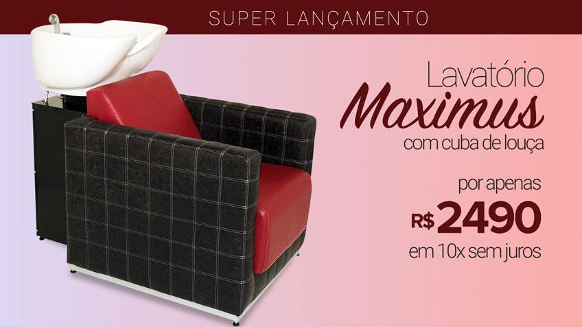 Lavatório Máximus - R$ 2490